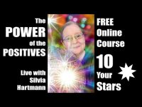 Power of the Positives Unit 10: Your Stars live with Silvia Hartmann